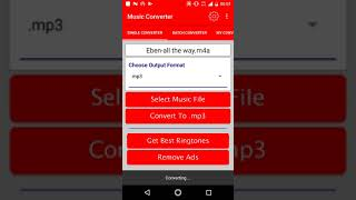 music converter mp3 android