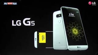 جيل جديد من الهواتف الذكية بالمؤتمر العالمي للجوال
