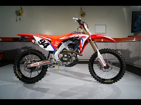 Introducing the newest member of Team Honda HRC