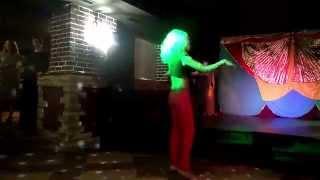 Конкурс TABLA DANCE  Ольга Пахомова  - TV shans