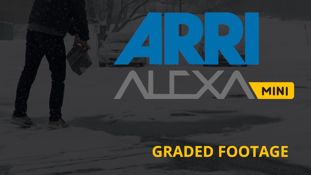 74d675e9e1658 ARRI Alexa Mini - ARRI LogC vs. Graded footage samples - YouTube