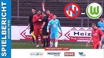 Meister dreht hochdramatische Partie | Eintracht Norderstedt – VfL Wolfsburg II (Regionalliga Nord)