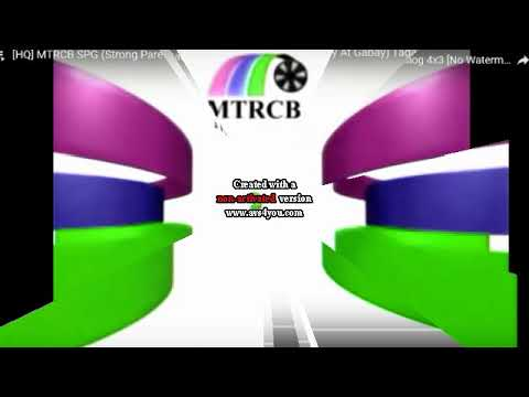 MTRCB SPG Effects (Most Popular Video)