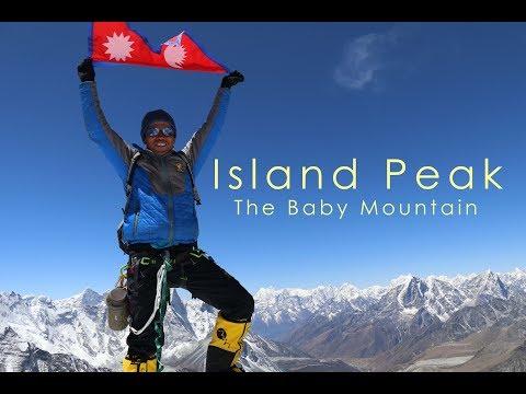 Island Peak: The Baby Mountain