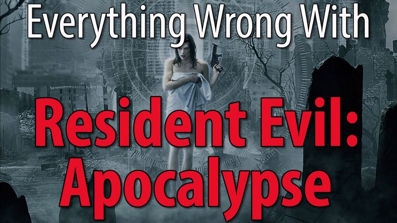Everything Wrong With Resident Evil: Apocalypse