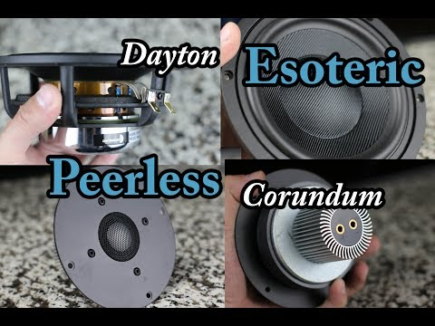 First Look - Dayton Esoteric and Peerless Corundum