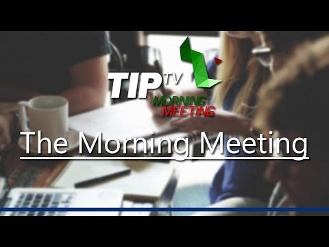 Tip TV morning meeting: Markets cheer hawkish Yellen