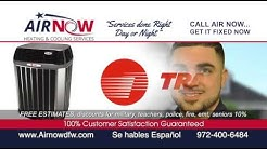 Air Now Services - HVAC Contractor in Mesquite, TX