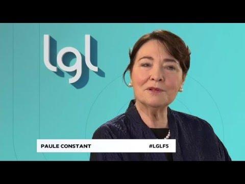 Paule Constant - Le livre qui a changé ma vie