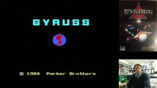 Retro Homebrew Computer Game (Gyruss MSX) Pickup & Play 3rd May 2017