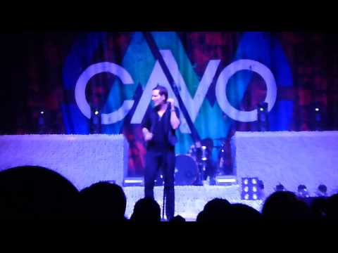 Cavo - Live at the Pageant, St. Louis, MO 11/24/12 - part 1