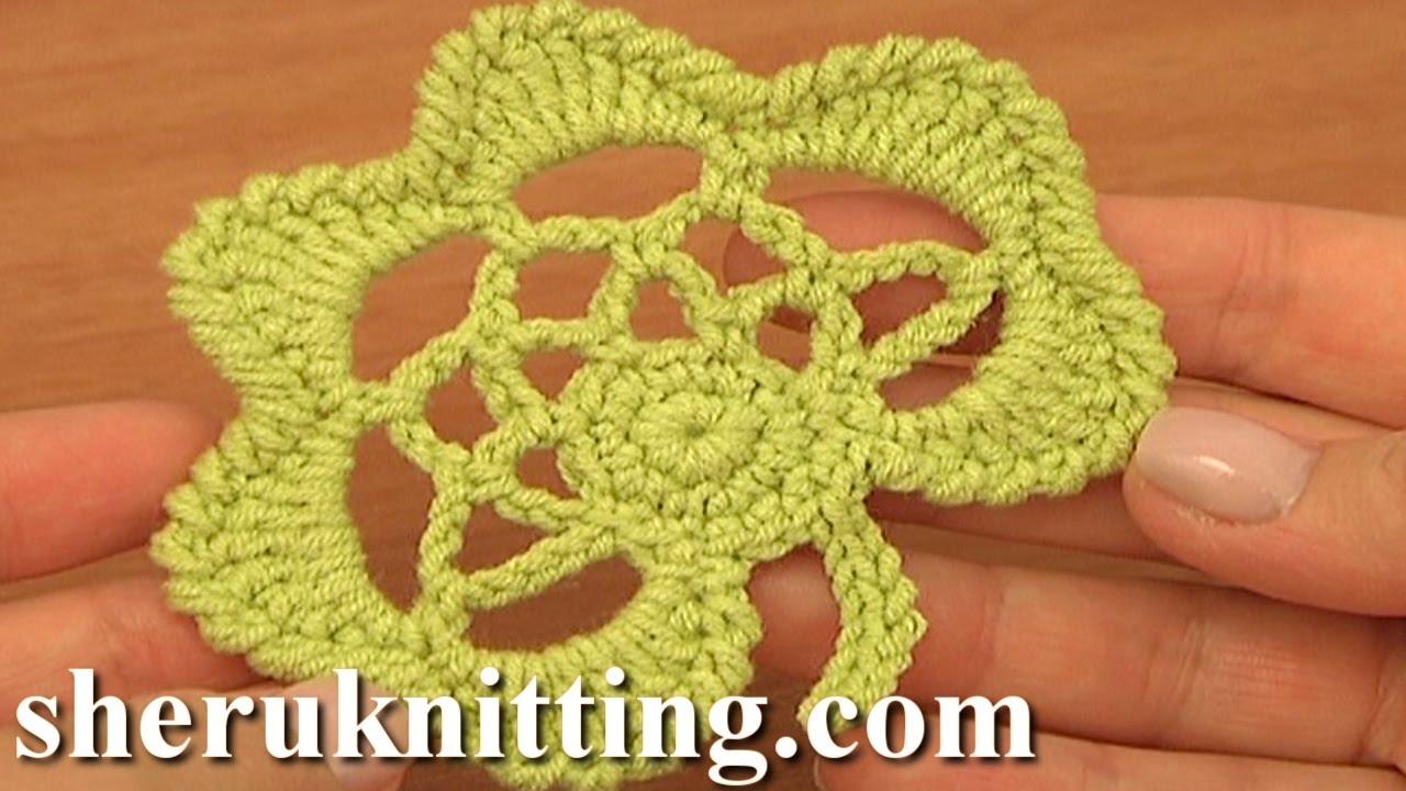 Crochet leaf pattern tutorial 30 easy crochet irish leaf motif crochet leaf pattern tutorial 30 easy crochet irish leaf motif youtube bankloansurffo Gallery