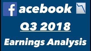 Why Is Facebook Stock Going Down? 📉 #Earnings