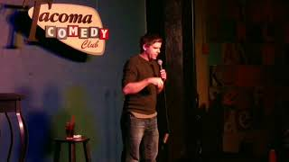 Tacoma Comedy Club 4/18/18