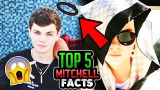 TOP 5 FACTS MITCHELL CONRAN DOES NOT WANT YOU TO KNOW!! 😱 (Ricegum, FaZe Banks, Alissa Violet)