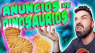 ANUNCIOS DE DINOSAURIOS!