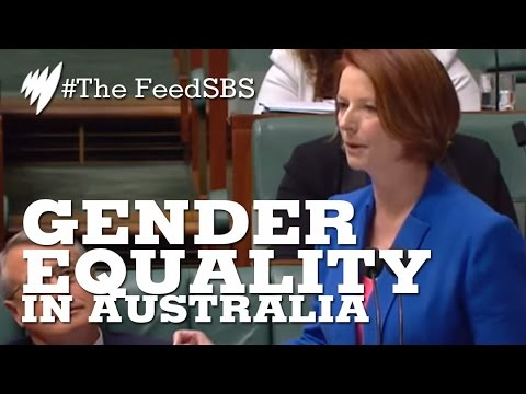 Gender Equality In Australia I The Feed