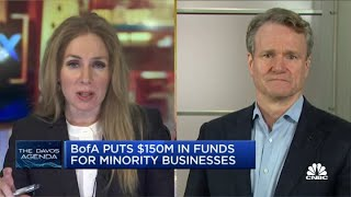 Bank of America CEO on the state of the economy amid Covid-19 pandemic