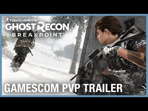 Tom Clancy's Ghost Recon Breakpoint: Ghost War PvP Trailer | Ubisoft [NA]