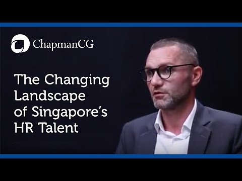 The Changing Landscape of Singapore's HR Talent