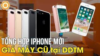iPhone MỚI 100% đắt hơn máy cũ chỉ 100k - Mua nhanh kẻo hết