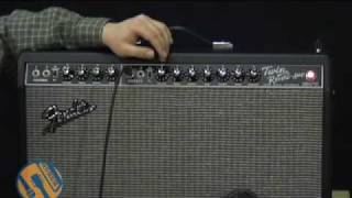 Amp Lab Video: Fender Vintage Reissue '65 Twin Reverb