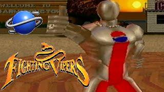 Fighting Vipers playthrough (SEGA Saturn)