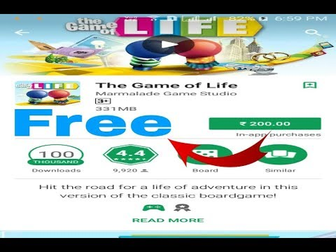 How To Free Download The Game Of Life For Android
