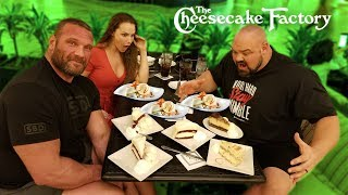 5LBS OF CHEESECAKE & EXTREME FARTING?