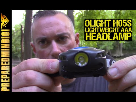 OLIGHT H05S Active Headlamp: Hiking Headlamp Done Right - Preparedmind101