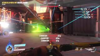 Overwatch Play of the game Hanzo Shimada