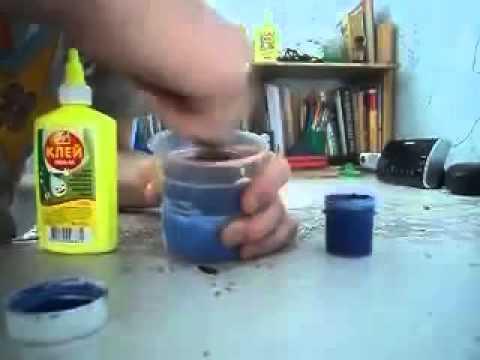 Как сделать своего лизуна