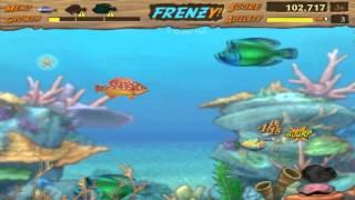 Прохождение игры Симулятор рыбы(Feeding Frenzy 2) #1