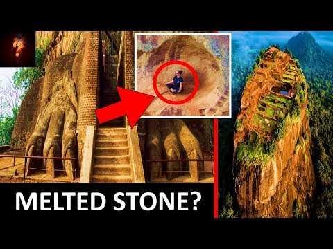 """Ancient City"" Found Atop Huge Rock In Sri Lanka?"