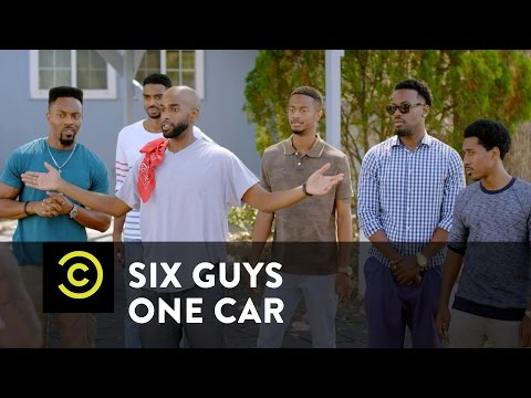 Six Guys One Car - California Love – Ep. 1 - Uncensored