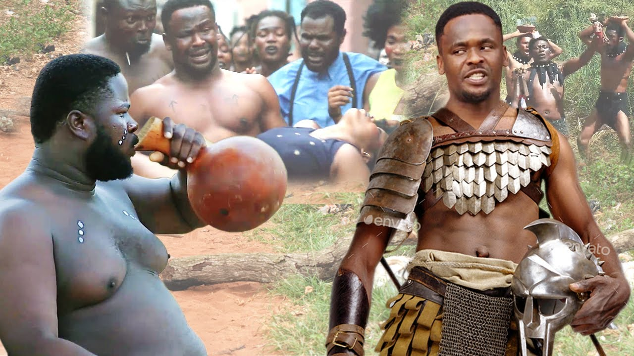 Download Enyinnaya: The Fall Of The Gods (Zubby Michael, Stanley Okoro) 1&2 - 2021 Latest Nigerian Movies
