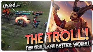 THE TROLLS!! Vainglory 3v3 [Ranked] Gameplay - Reza |CP| Jungle Gameplay