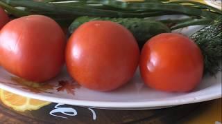 Топ-3 салата. Не думала, что из простых помидоров можно сделать такие вкусные салаты.