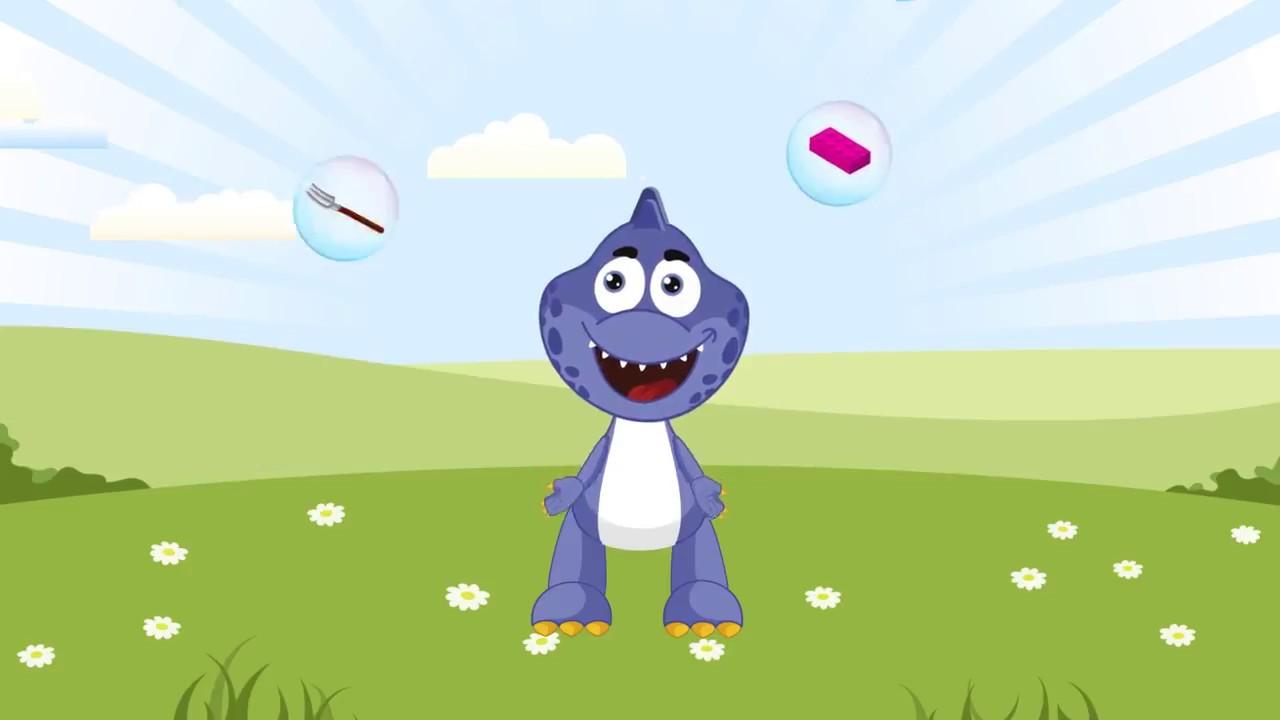 The Best of Danny Dinosaur - Cartoons for Kids #10.1