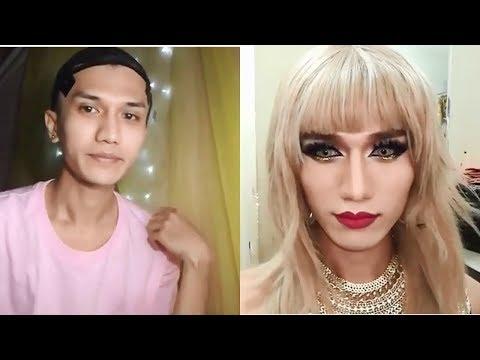 Boy To Girl Full Body Makeup Tutorial