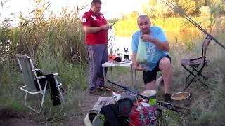 У гонитві за сомом на Озері Кушугум