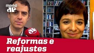 Com alta médica, Bolsonaro terá reformas e reajustes políticos pela frente | #VeraMagalhães