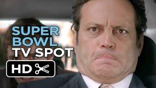 Unfinished Business Official Super Bowl TV SPOT (2015) - Dave Franco, Vince Vaughn Movie HD