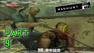 DRUNK DRIVING! - Manhunt (Part 9 - Haunted Gaming)