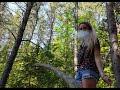 Cannabis joint on dog walk ~ life chats & beautiful scenery