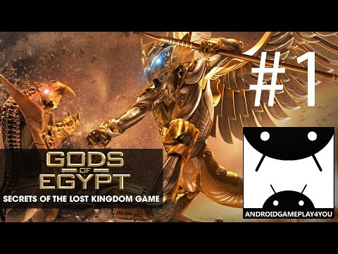 Gods Of Egypt Game Android GamePlay #1 (1080p) (By Lionsgate)