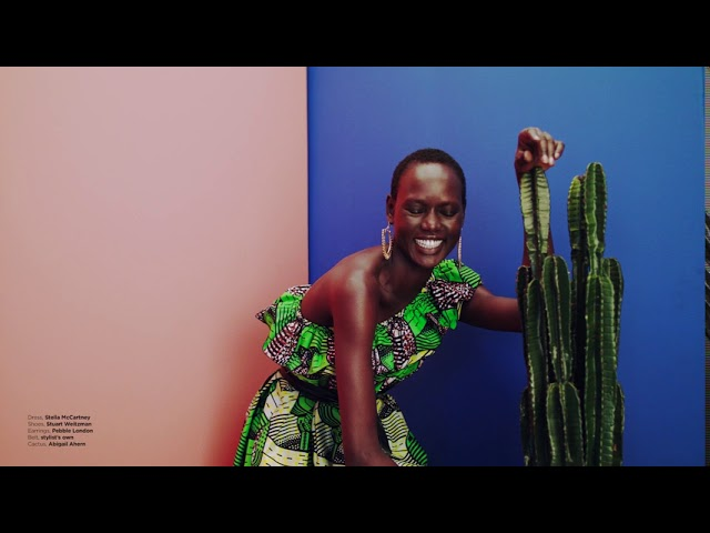 Country & Town House- Mexican Wave- Fashion Editorial