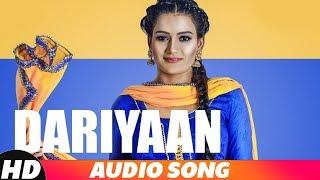 Dariyaan (Lyrical Video)   Navneet Maan Ft Gitaz Bindrakhia   Desi Crew   New Songs 2018