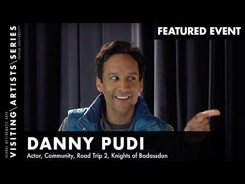 Danny Pudi of Community