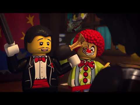 LEGO® NINJAGO - Η ΤΕΧΝΗ ΤΗΣ ΑΘΟΡΥΒΗΣ ΠΥΓΜΗΣ - ΕΠΕΙΣΟΔΙΟ 28